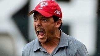 Treinador passou pouco mais de dois meses no Paraná na última Série B