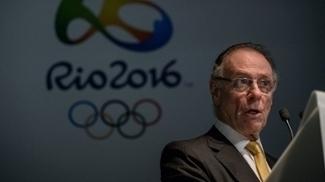 Carlos Arthur Nuzman, presidente do Comitê Olímpico Brasileiro