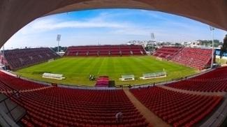 Estádio da Ilha está pronto para ser utilizado pelo Flamengo