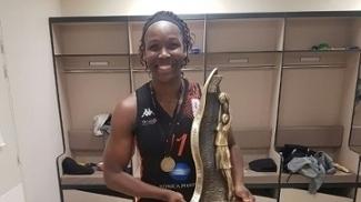 Campeã e MVP da final da Copa da França, Clarissa dos Santos se prepara para voltar à WNBA