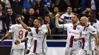 Lyon visita o Angers nesta sexta