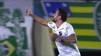 ABC desbancou o Goiás em plena Serra Dourada