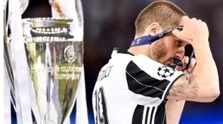 Bonucci lamenta a derrota da Juventus na final da Uefa Champions League