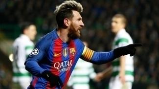c0d2d62271a48 Messi exaltou seus companheiros de Barcelona