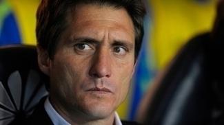 Guillermo Schelotto é o atual treinador do Boca Juniors