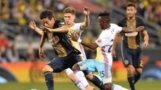 Esta é a segunda temporada de Ilsinho na MLS com a camisa do Philadelphia Union