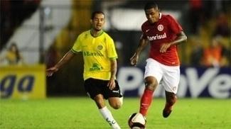 Inter e Ypiranga se enfrentaram na noite desta quarta-feira, em Erechim