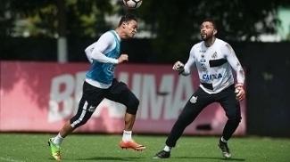 O goleiro Vladimir pediu atenção no jogo contra o Paysandu