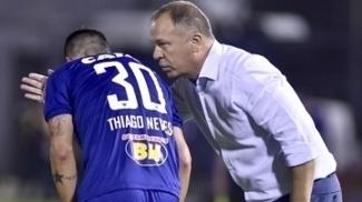 Mano Menezes, Cruzeiro, Thiago Neves