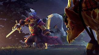 Uma mistura de pangolim e Gato de Botas é um dos novos heróis de DOTA 2