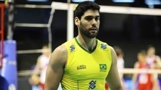Evandro foi cortado da seleção brasileira