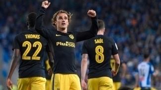 O poder de fogo de Griezmann: francês chega aos 100 gols no Campeonato Espanhol