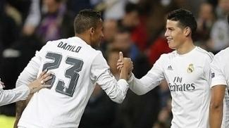 Danilo e James são amigos desde os tempos de Porto