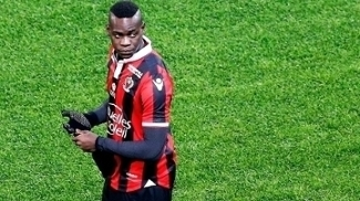 Balotelli soma 12 gols pelo Nice no Campeonato Francês