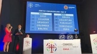 A Seleção Brasileira estreia contra o Peru