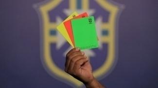 Para estimular o jogo limpo, CBF anuncia o uso do cartão verde