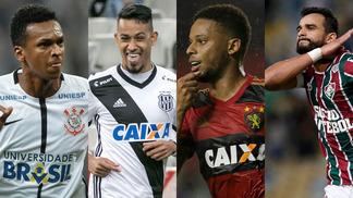 Jô, Lucca, André e Henrique são fundamentais para os ataques de suas equipes