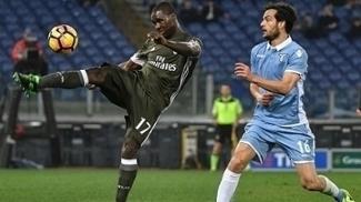 Milan e Lazio não passaram de um empate nesta segunda-feira