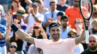 Federer chega a mais uma final em 2017