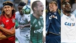 Cássio, Paulo Roberto, Guerra, Douglas e Joel, os melhores da 10ª rodada
