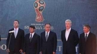 Sorteio da Copa do Mundo da Rússia será no Kremlin