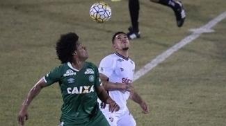 Partida teve um gol em cada tempo e terminou empatada em 1 a 1