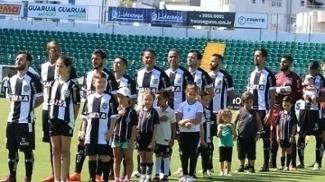 Figueirense Posado Tubarão Campeonato Catarinense 25/02/2017
