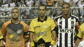 Ronei Alves Cândido apita primeira divisão mineira