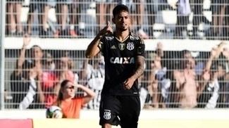 Lucca foi autor de um dos gols da Ponte no jogo de ida