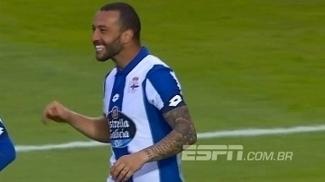 Com gol de ex-Corinthians, La Coruña vence Peñarol nos pênaltis em torneio de pré-temporada