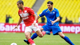 Rômulo Spartak Moscou Rostov Campeonato Russo 23/09/2012