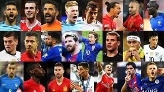 Fifa The Best Melhor Jogador Masculino 2016