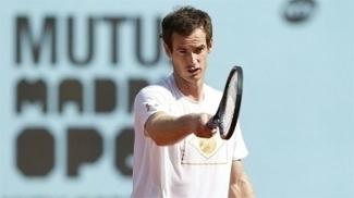 Andy Murray foi um dos tops do tênis mundial a protestar contra violência sexual em Madri