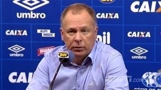 Mano critica critérios da arbitragem e analisa: 'Cruzeiro fez um bom jogo'