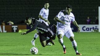 Figueirense não passou de um empate contra o Juventude