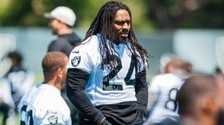 Marshawn Lynch foi contratado pelo Oakland Raiders