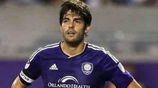 Kaká foi um dos escolhidos para o amistoso
