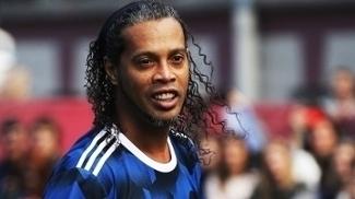Ronaldinho Gaúcho chegará à capital do país em 6 de agosto