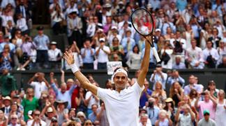 Federer 8º Wimbledon