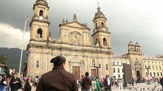Bogotá: Cidade Humana