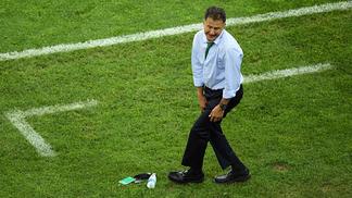 Osorio lamentou as chances perdidas pelo México diante da Alemanha