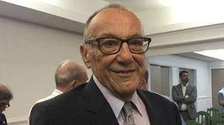 Miguel Cagnoni, novo presidente da CBDA, eleito no pleito desta sexta-feira