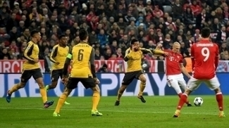Com a canhota Robben marcou 7 de seus 9 gols na temporada