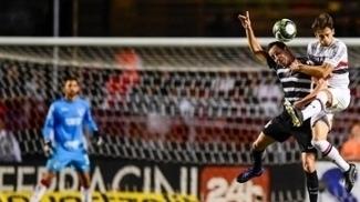 Rodrigo Caio evitou suspensão de Jô para o jogo de volta