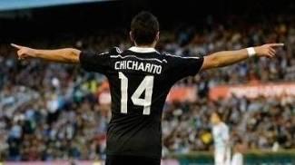 Chicharito está na mira do Orlando City