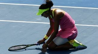Madison Keys lamenta a derrota para Serena Williams