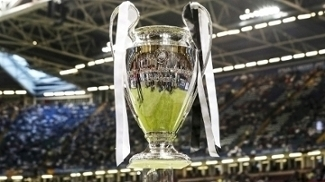 Champions League Trofeu Final Real Madrid Juventus 03/06/2017