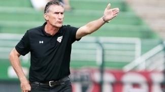 Edgardo Bauza Tecnico Sao Paulo Agua Santa Campeonato Paulista 06/02/2016