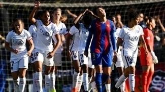 PSG atropela Barcelona e torneio pode ter primeira final entre times de um mesmo país
