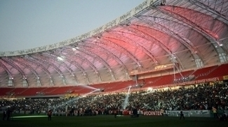 Beira-Rio futebol americano